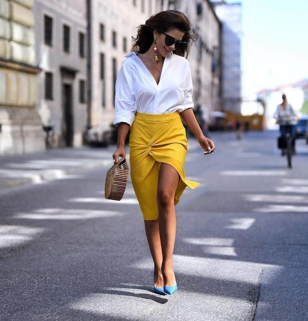 Fabulous Summer Work Outfits Ideas For Women05