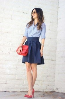 Fabulous Summer Work Outfits Ideas For Women31