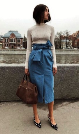 Fabulous Summer Work Outfits Ideas For Women35