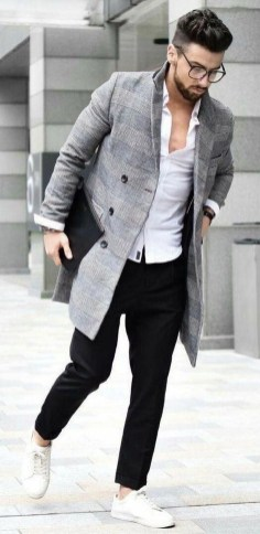 Flawless Men Black Jeans Ideas For Fall44