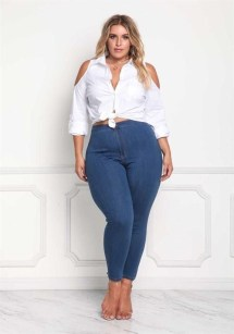 Glamour Summer Fashion Trends Ideas For Plus Size19