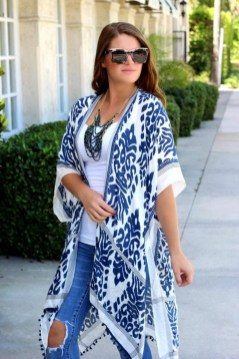 Gorgeous Summer Outfit Ideas With Cardigans For Women06
