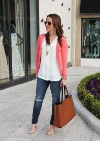 Gorgeous Summer Outfit Ideas With Cardigans For Women21