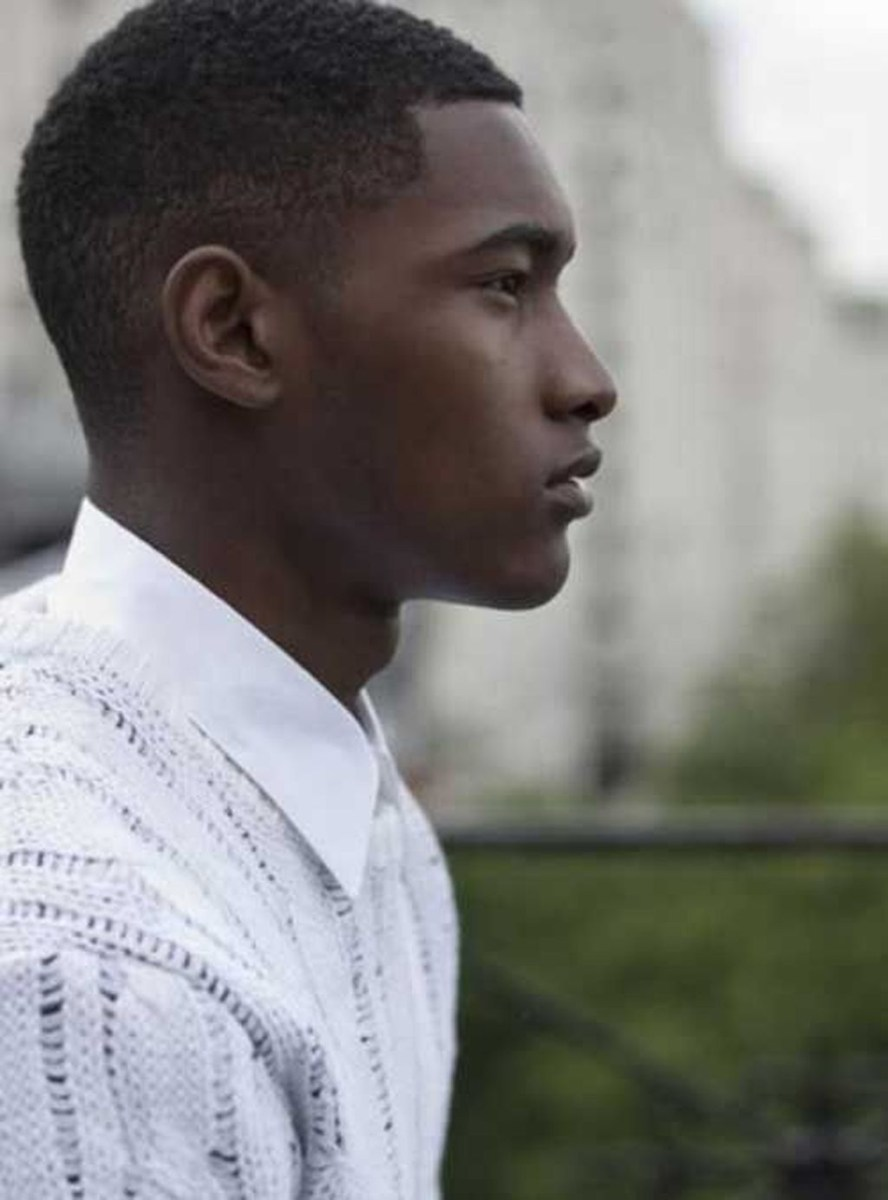 Hottest Black Hair Style Ideas For Men To Make You Cool23