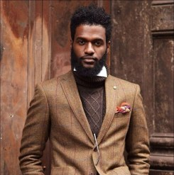 Hottest Black Hair Style Ideas For Men To Make You Cool29