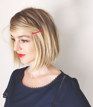 Hottest Bob And Lob Hairstyles Ideas For You33