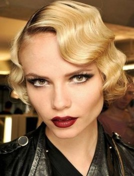 Latest Gatsby Hairstyles Ideas For Short Hair18