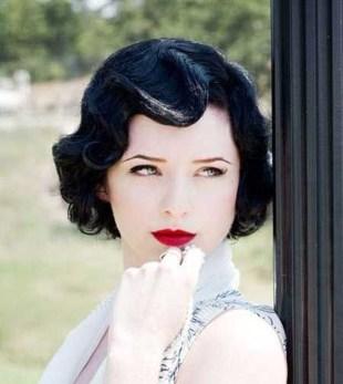 Latest Gatsby Hairstyles Ideas For Short Hair35