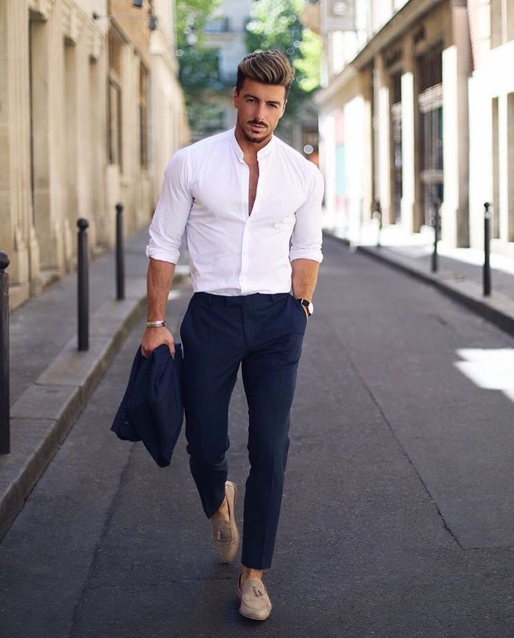 On Trend And Elegant Looks For: 40 Magnificient Men Fashion Ideas To Look Elegant