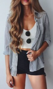 Modern Summer Outfits Ideas That You Can Try Nowadays07