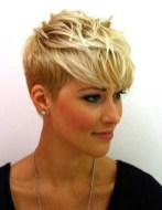 Newest Blonde Short Hair Styles Ideas For Females 201917