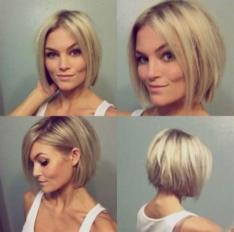 Newest Blonde Short Hair Styles Ideas For Females 201926
