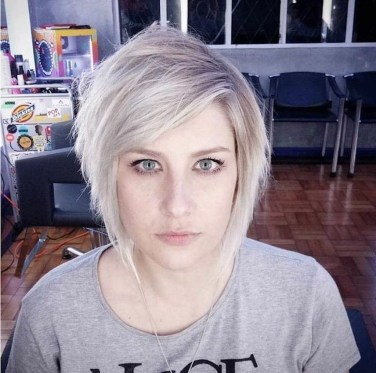 Newest Blonde Short Hair Styles Ideas For Females 201937