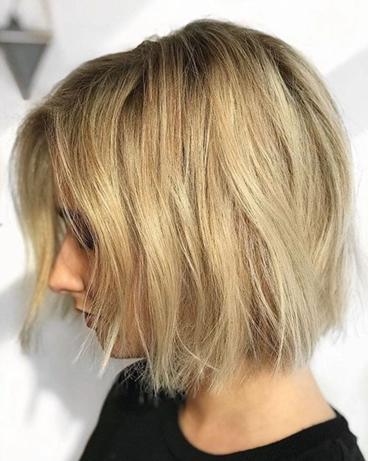 Newest Blonde Short Hair Styles Ideas For Females 201938