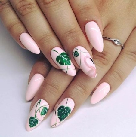 Popular Nail Art Designs Ideas For Summer 201905
