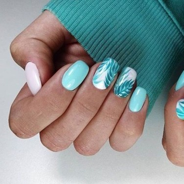 Popular Nail Art Designs Ideas For Summer 201915