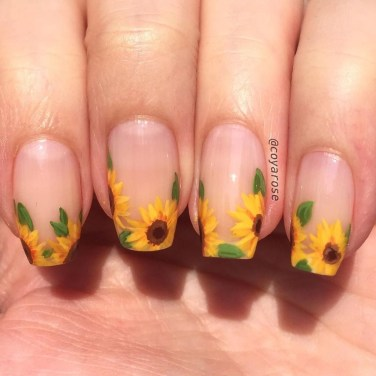 Popular Nail Art Designs Ideas For Summer 201916