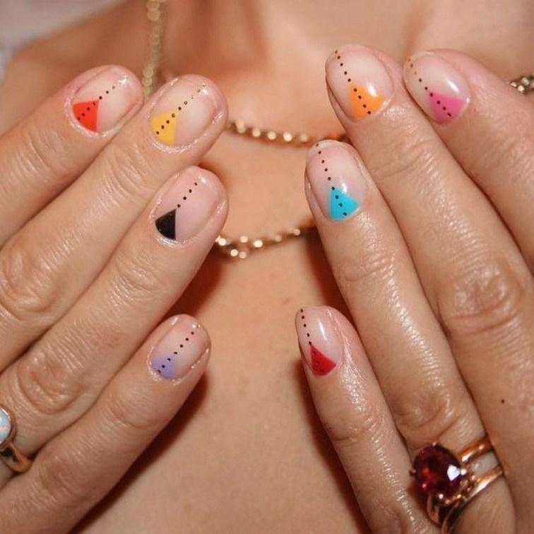 Popular Nail Art Designs Ideas For Summer 201917