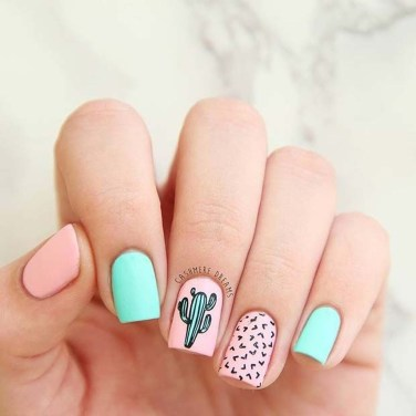 Popular Nail Art Designs Ideas For Summer 201928