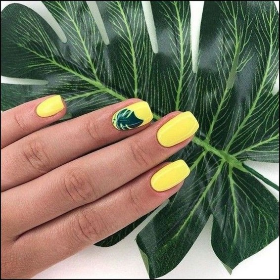 Popular Nail Art Designs Ideas For Summer 201942