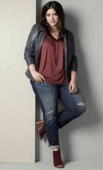 Trendy Plus Sized Style Ideas For Women11