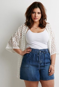 Trendy Plus Sized Style Ideas For Women30