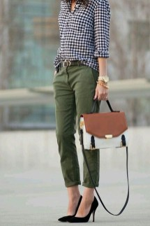 Unique Office Outfits Ideas For Career Women22