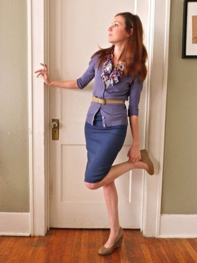 Unique Office Outfits Ideas For Career Women38