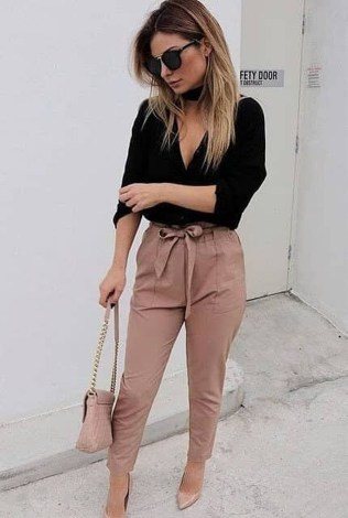 Unique Office Outfits Ideas For Career Women41