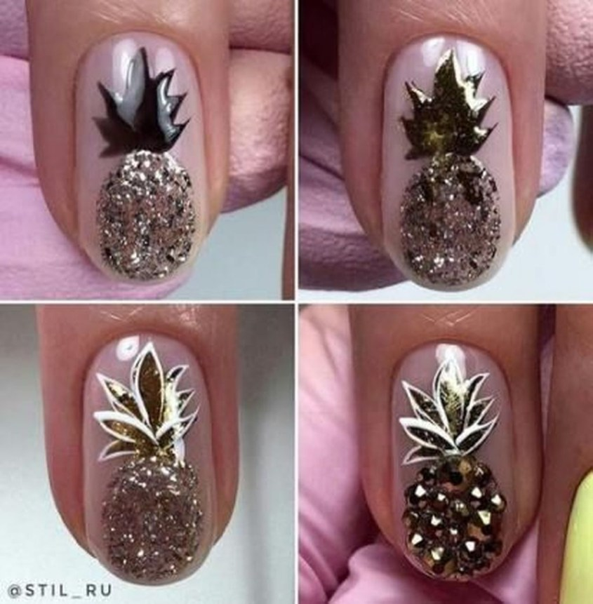 Astonishing Nail Art Tutorials Ideas Just For You01