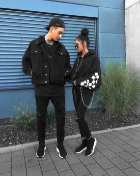 Attractive Sneakers Outfit Ideas For Fall And Winter25