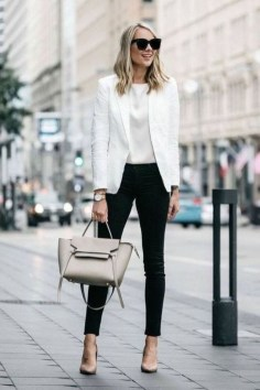 Attractive Spring And Summer Business Outfit Ideas For Women01