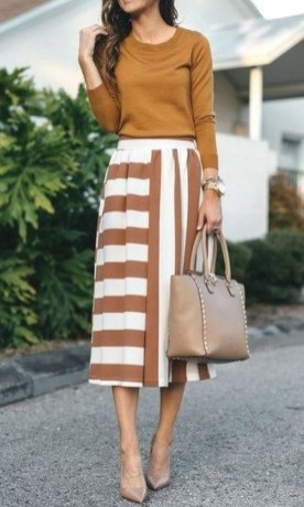 Attractive Spring And Summer Business Outfit Ideas For Women08