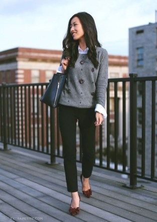 Attractive Spring And Summer Business Outfit Ideas For Women12