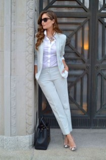 Attractive Spring And Summer Business Outfit Ideas For Women28