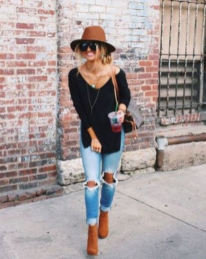 Charming Outfit Ideas That Perfect For Fall To Try08