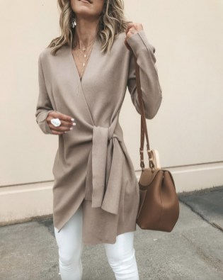 Charming Outfit Ideas That Perfect For Fall To Try41