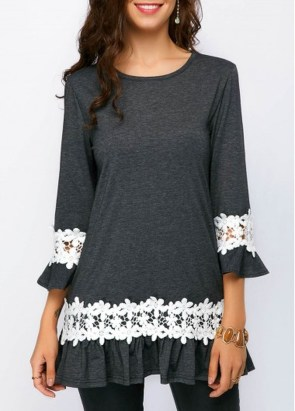 Comfy Tops Ideas That Are Worth For Girls27