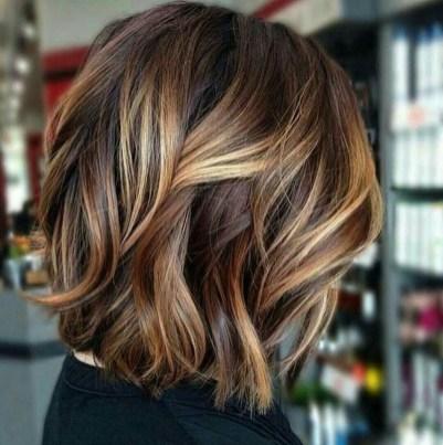 Elegant Brunette Hairstyles Ideas For Lovely Women06