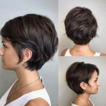 Elegant Brunette Hairstyles Ideas For Lovely Women26