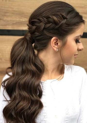Elegant Brunette Hairstyles Ideas For Lovely Women42