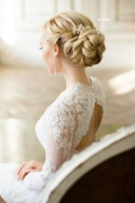 Elegant Wedding Hairstyle Ideas For Brides To Try14