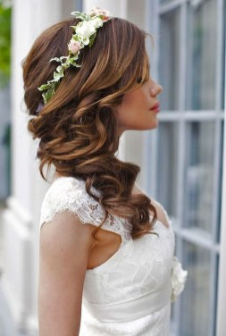 Elegant Wedding Hairstyle Ideas For Brides To Try16