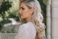 Elegant Wedding Hairstyle Ideas For Brides To Try21