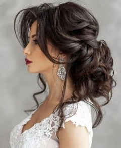 Elegant Wedding Hairstyle Ideas For Brides To Try32