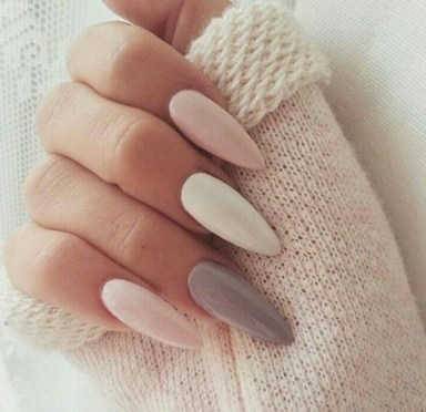 Fashionable Pink And White Nails Designs Ideas You Wish To Try14