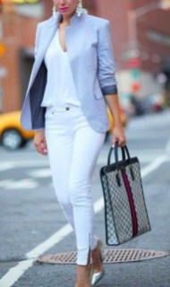 Impressive Spring And Summer Work Outfits Ideas For Women14