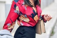 Impressive Spring And Summer Work Outfits Ideas For Women37