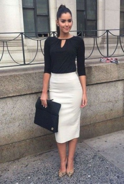 Impressive Spring And Summer Work Outfits Ideas For Women39
