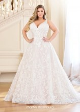 Impressive Wedding Dresses Ideas That Are Perfect For Curvy Brides24